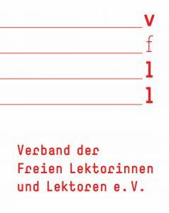 Logo Verband der Freien Lektorinnen und Lektoren e.V.